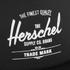 Herschel Supply Co. Whaler Mesh Cap - Black: Image 4
