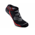 KYMIRA Infrared Ankle Socks - Black/Red: Image 1