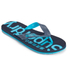 Superdry Men's Flip Flops With Clear Sole - Fluro Blue/Dusk Navy: Image 2