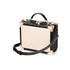Aspinal of London Women's Mini Trunk Bag - Monochrome: Image 3