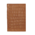 Aspinal of London Women's Refillable Journal A5 Lined - Tan Croc: Image 1