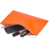 Aspinal of London Women's Large Essential Pouch - Orange: Image 3