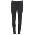 Superdry Women's High Waist Super Skinny Jeans - Hallows Black: Image 1