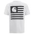 Carhartt Men's Short Sleeve State Back Print T-Shirt - Ash Heather Grey: Image 2
