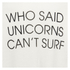 Wildfox Women's Unicorn Surfer Tahiti Tunic - White: Image 3