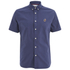 Penfield Men's Keystone Short Sleeve Shirt - Navy: Image 1
