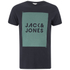 Jack & Jones Men's Core Take T-Shirt - Navy Blazer: Image 1