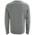 Jack & Jones Men's Core Noise Sweatshirt - Light Grey Melange: Image 2