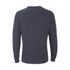 Jack & Jones Men's Originals Tones Sweatshirt - Navy Blazer Melange: Image 2