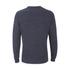 Jack & Jones Men's Originals Tones Sweatshirt - Navy Blazer Melange: Image 2