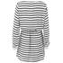 Gestuz Women's Deidre Belted Waist Shift Dress - White/Black: Image 2