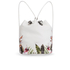 Fiorelli Women's Callie Drawstring Backpack - Tropical Border Print: Image 1