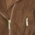 MICHAEL MICHAEL KORS Women's Belted Suede Jacket - Caramel: Image 3