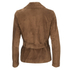 MICHAEL MICHAEL KORS Women's Belted Suede Jacket - Caramel: Image 2
