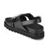 McQ Alexander McQueen Women's Stoke Bullet Sandals - Black: Image 4