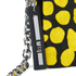 McQ Alexander McQueen Women's Simple Fold Bag - Black/Yellow: Image 3