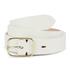 Paul Smith Accessories Women's Classic Belt - White: Image 1