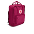 Fjallraven Kanken Backpack - Plum: Image 2