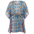 Paolita Women's Apollo Zither Kaftan - Multi: Image 1