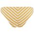 Paolita Women's Voyage Endeavour Bikini Bottoms - Yellow/White: Image 2