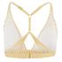 Paolita Women's Voyage Endeavour Bikini Top - Yellow/White: Image 2