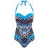 Paolita Women's Rhapsody Gershwin Swimsuit - Blue: Image 1