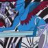 Paolita Women's Rhapsody Gershwin Swimsuit - Blue: Image 4