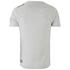 Brave Soul Men's Lamont Graphic Print T-Shirt - Ecru Marl: Image 2