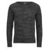 Produkt Men's Space Dye Jumper - Black: Image 1