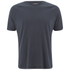 Folk Men's Plain Crew Neck T-Shirt - Softer Navy: Image 1