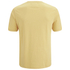 Folk Men's Plain Crew Neck T-Shirt - Washed Out Amber: Image 2