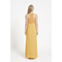 Samsoe & Samsoe Women's Edda Long Dress - Gold Fusion: Image 3