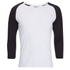 Produkt Men's 3/4 Raglan Sleeve Top - Black: Image 1