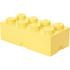 LEGO Storage Brick 8 - Cool Yellow: Image 1