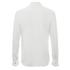 Karl Lagerfeld Women's Silk Ruffle Cuff Blouse - White: Image 2