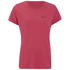 Jack Wolfskin Women's Essential Function T-Shirt - Hibiscus Red: Image 1