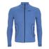 Jack Wolfskin Women's Fleece Performance Jacket - Peacock Blue: Image 1