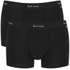 Paul Smith Accessories Men's 2 Pack Boxer Shorts - Black: Image 1