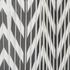 Designers Remix Women's Tilt Graphic Pleated Skirt - Black/White: Image 5