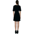 Designers Remix Women's Sigga Dress - Black: Image 3