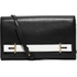 MICHAEL MICHAEL KORS Women's Chelsey Clutch Bag - Black/White: Image 1