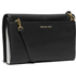 MICHAEL MICHAEL KORS Women's Chelsey Clutch Bag - Black/White: Image 2