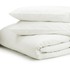 Highams 100% Egyptian Cotton Pillowcase - Cream: Image 2