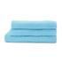 Highams 100% Egyptian Cotton 3 Piece Towel Bale (550gsm) - Sky: Image 1