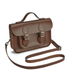 The Cambridge Satchel Company Women's 11 Inch Magnetic Batchel - Vintage: Image 3