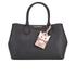 Karl Lagerfeld Women's Small K/Shopper Saffiano Bag - Black: Image 1