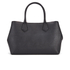 Karl Lagerfeld Women's Small K/Shopper Saffiano Bag - Black: Image 5