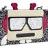 Karl Lagerfeld Women's Minaudiere Robot Clutch Bag - Black: Image 6