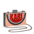 Karl Lagerfeld Women's Minaudiere Watermelon Clutch Bag - Pink: Image 2