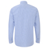 Tommy Hilfiger Men's Devan Poplin Long Sleeved Shirt - Blue: Image 2